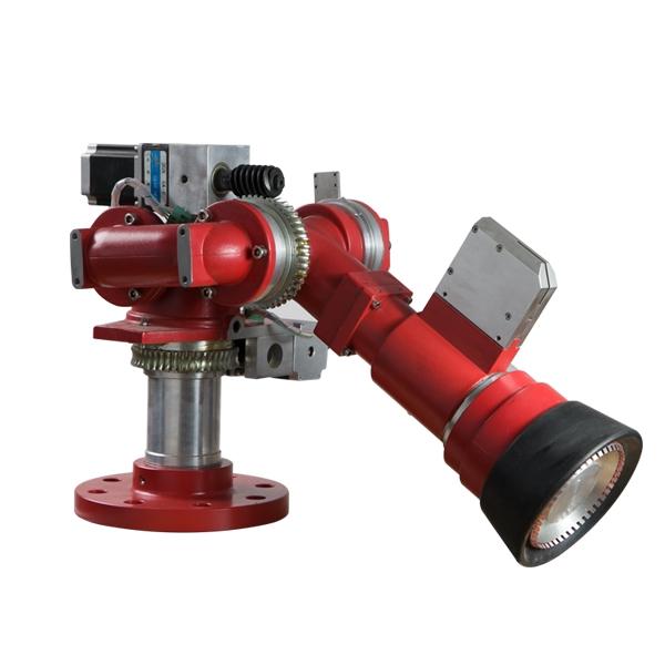 LX型消防水炮机械总成